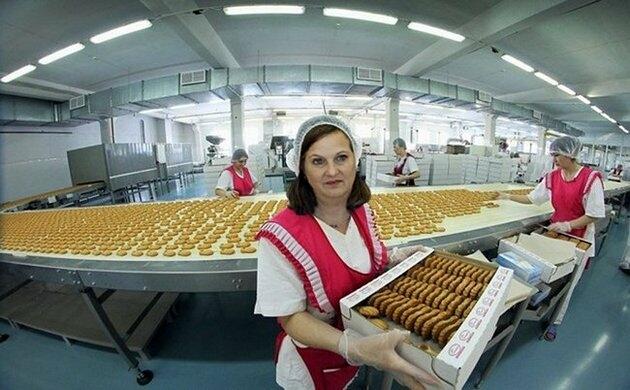 работа охранником на кондитерских фабриках москвы пот выводится через