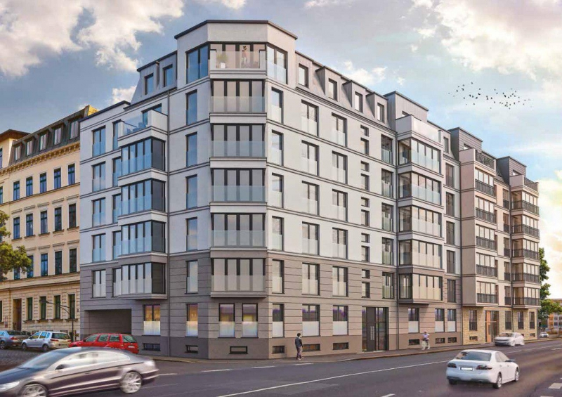 Продается инвестиционный проект по строительству жилого дома в Германии.