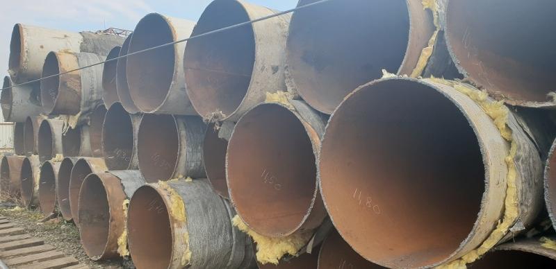 Реализуем трубы бу диаметром 1020 мм. со стенкой 10-11мм.