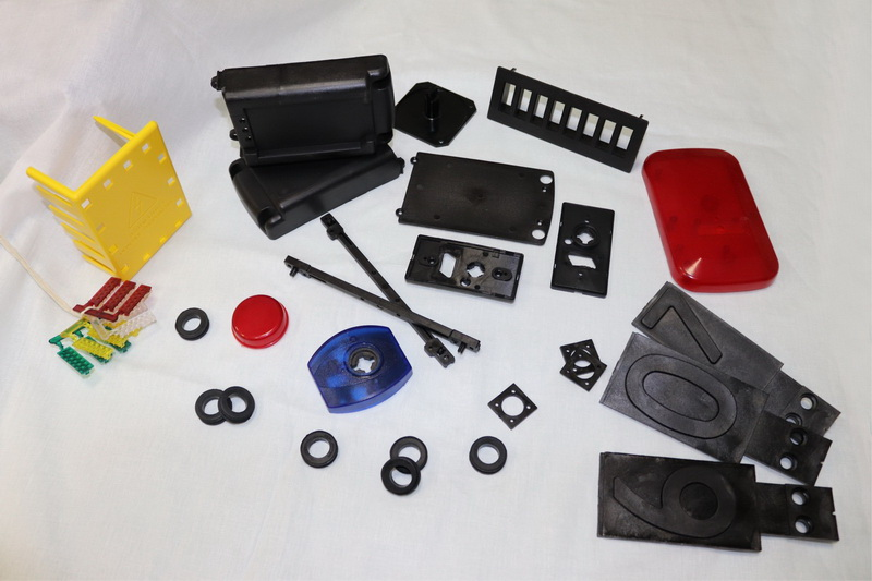 Изготовление изделий из пластмасс