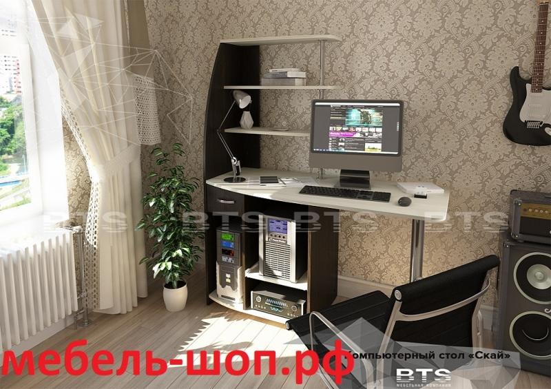 Компьютерные столы мебель-шоп.рф